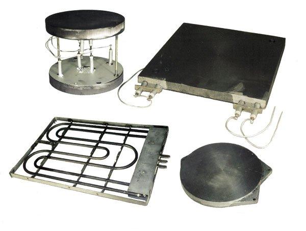 Конфорки, нагреватель жарочного шкафа — продажа